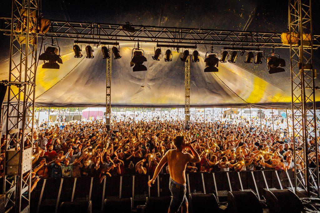 Metropolis Festival Snelle door Jeroen Roest