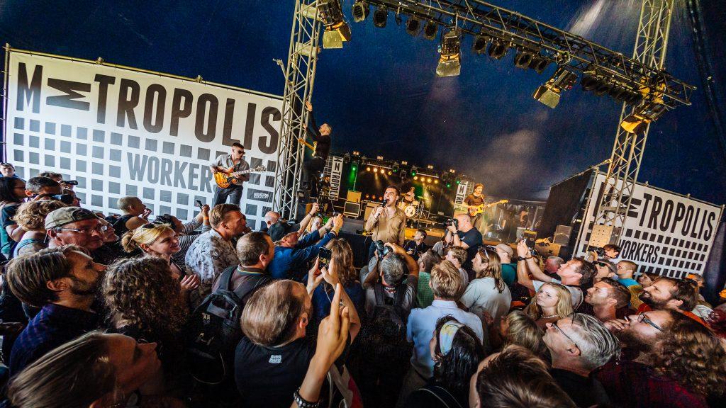 Metropolis Festival Rotterdam door Jeroen Roest