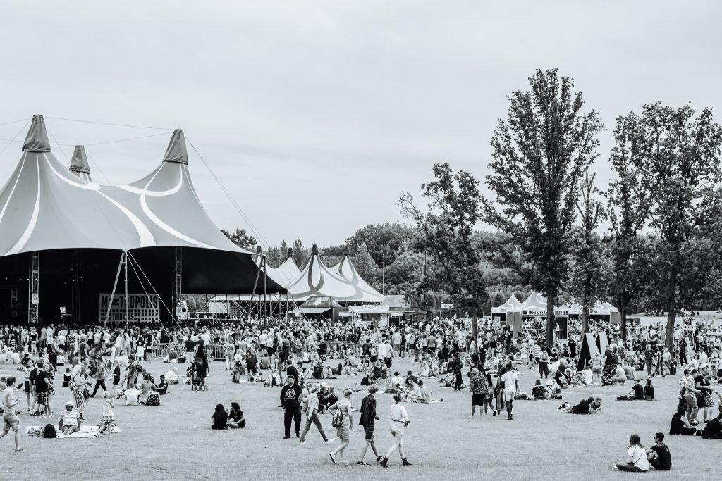 Metropolis Festival door Jeroen Roest